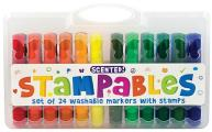 Stampables Scented Markers - Set of 24