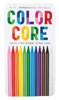 Color Core Woodless Colored Pe