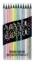 Razzle Dazzle Colored Pencils