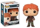 Pop Harry Potter Series 4 Ron Weasley with Scabbers Vinyl Figure