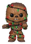 Pop SW Holiday Chewbacca Vinyl
