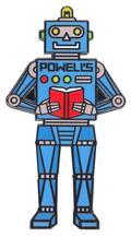 Powell's Robot Pin