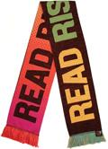 Read Rise Resist Scarf