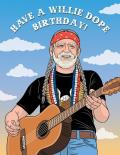 Card Single Willie Nelson Birthday The Found