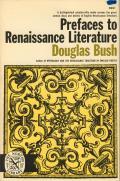 Prefaces To Renaissance Literature