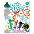 Tell Me a Story Volcano Island Create a Story Cards