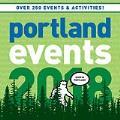 Cal18 Portland Events Wall Calendar