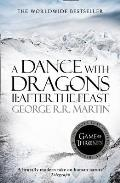 Dance With Dragons (Part Two): After the Feast: Book 5 of a Song of Ice and Fire