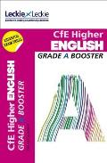 Cfe Higher English Grade Booster