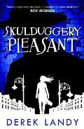 Skulduggery Pleasant ( Skulduggery Pleasant #1 )