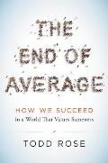 End of Average The Science of What Makes Us Different