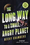 Long Way to a Small Angry Planet Wayfarers Book 1