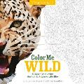 Color Me Wild 60 Color by Number Geometric Artworks with Bite