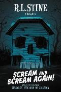 Scream & Scream Again A Horror Mystery Anthology