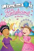 Pinkalicious at the Fair