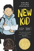 Cover Image for New Kid by Jerry Craft
