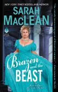 Brazen & the Beast The Bareknuckle Bastards Book II