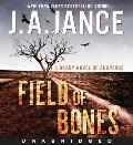 Field of Bones CD A Brady Novel of Suspense