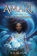 Amari and the Night Brothers (Supernatural Investigations #1)