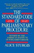 The Standard Code of Parliamentary Procedure