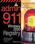 Admin911 Windows 2000 Registry
