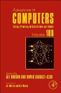 Energy Efficiency in Data Centers and Clouds, Volume 100