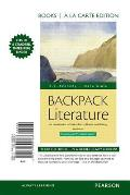 Backpack Literature: An Introduction to Fiction, Poetry, Drama, and Writing [With Access Code]