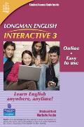 Longman English Interactive 3, Online Version, American English (Access Code Card)