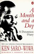 Month & A Day A Detention Diary