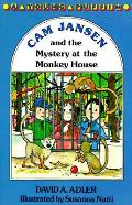 Cam Jansen 10 Mystery At The Monkey Hous