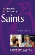 Penguin Dictionary Of Saints