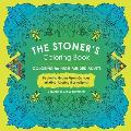 Stoners Coloring Book Coloring for High Minded Adults