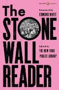 Stonewall Reader Edited by The New York Public Library