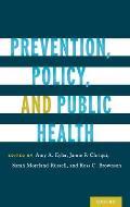 Prevention Policy & Public Health