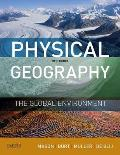 Physical Geography The Global Environment