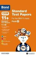 Bond 11+: Cem: Standard Test Paperspack 2