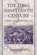 Long Nineteenth Century A History Of Ger