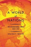 World Of Nations The International O