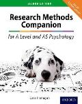 The Research Methods Companion for a Level Psychology