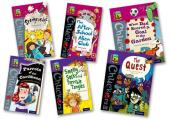 Oxford Reading Tree Treetops Chucklers: Level 10-11: Pack of 6