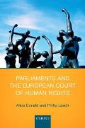 Parliaments and the European Court of Human Rights