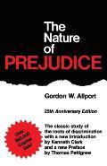 Nature of Prejudice 25th Anniversary Edition