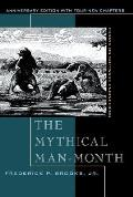 Mythical Man Month Essays on Software Engineering Anniversary Edition