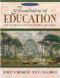 Foundations of Education the Challen 3RD Edition