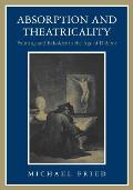 Absorption & Theatricality Painting & Beholder in the Age of Diderot