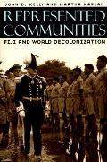 Represented Communities Fiji & World Decolonization