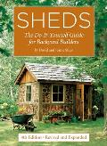 Sheds The Do It Yourself Guide to Backyard Builders 4th Edition
