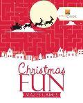 Christmas Fun: Mazes Games