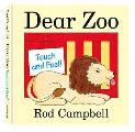 Dear Zoo Touch & Feel UK