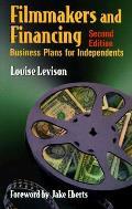 Filmmakers & Financing Business Plans